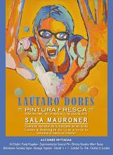 29 de junio al 11 de julio (15 a 20 hs) - Pintura Fresca, de Lautaro Dores
