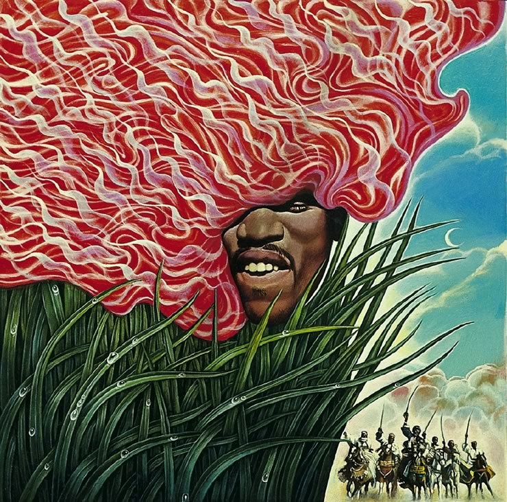 George Duke Album Covers