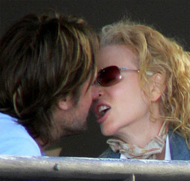 nicole kidman embarazada. Nicole Kidman de 40 años