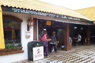 Tambo La Pataia. Uruguay. Maldonado.