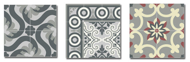 Carreaux ciment traditionnels et contemporains prix - Fabrication carreaux de ciment ...