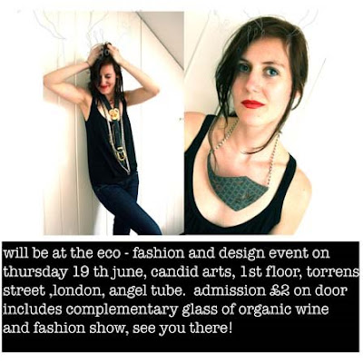 Fashion Clothing on Visit Us At The Eco Fashion And Design Event  Candid Arts  19th June