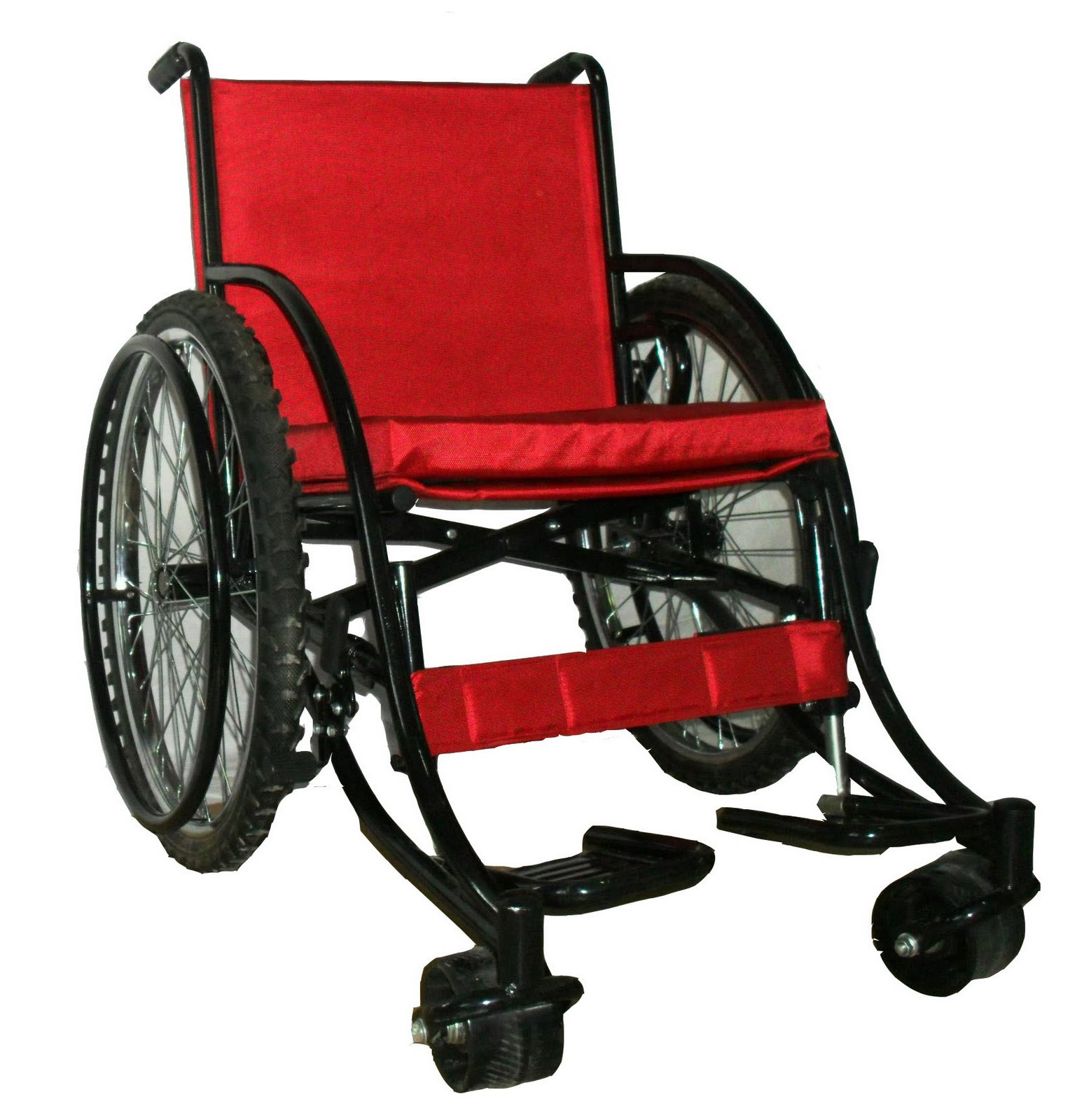 Motorized Recliner Chair Red Thread Promise: Wheelchair Promise Program
