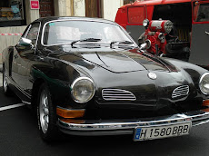 Karmann Ghia tipo 14