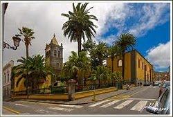 La Laguna world heritage city