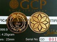 Dinar GCP