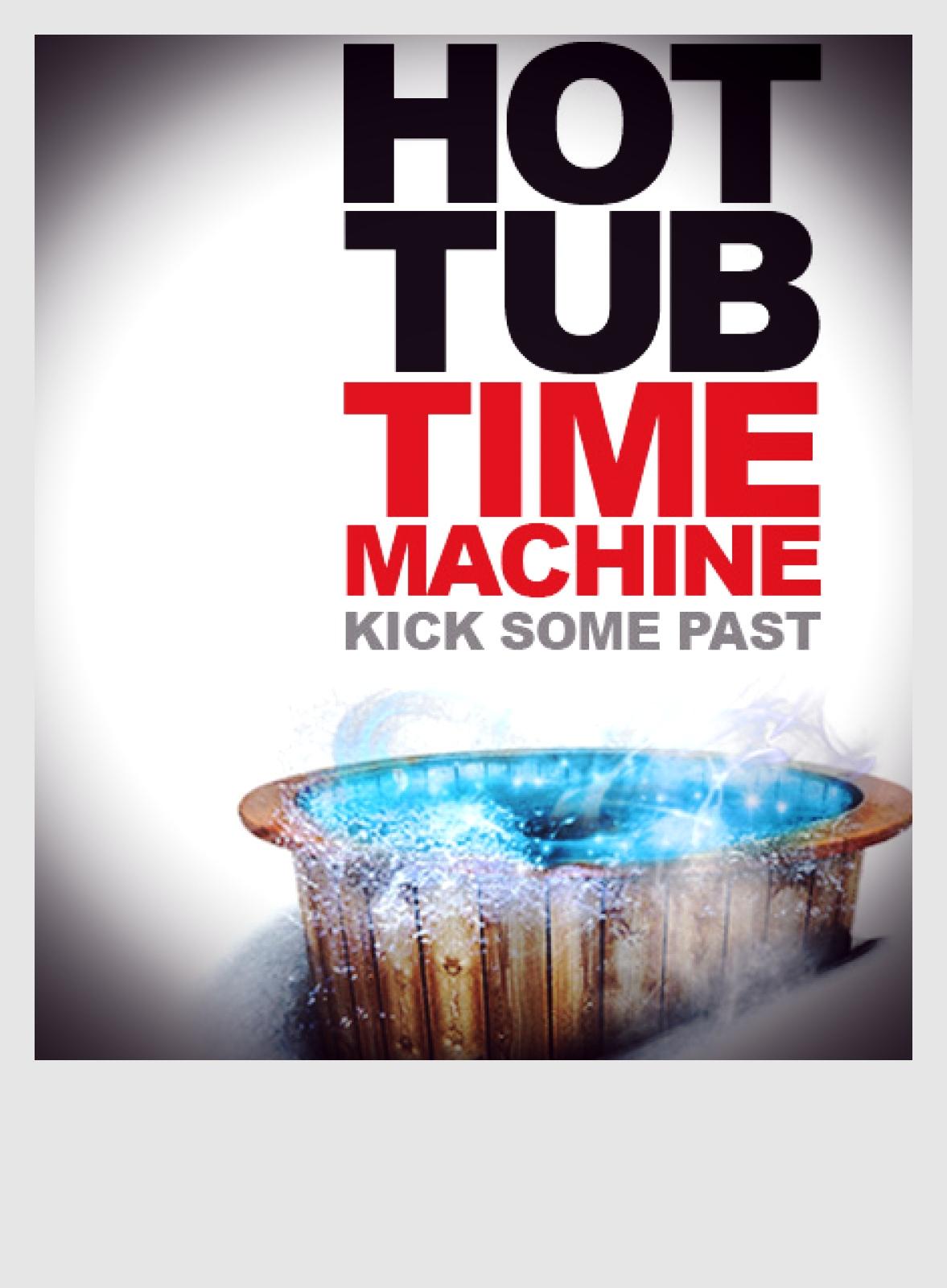 is tub time machine on netflix