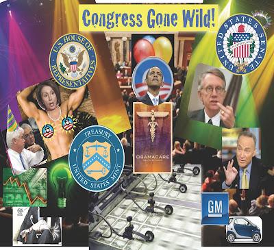 congress gone wild