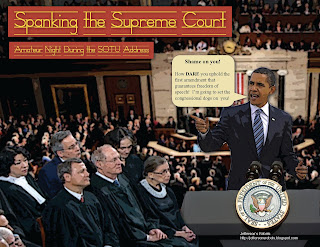 spanking the supreme court