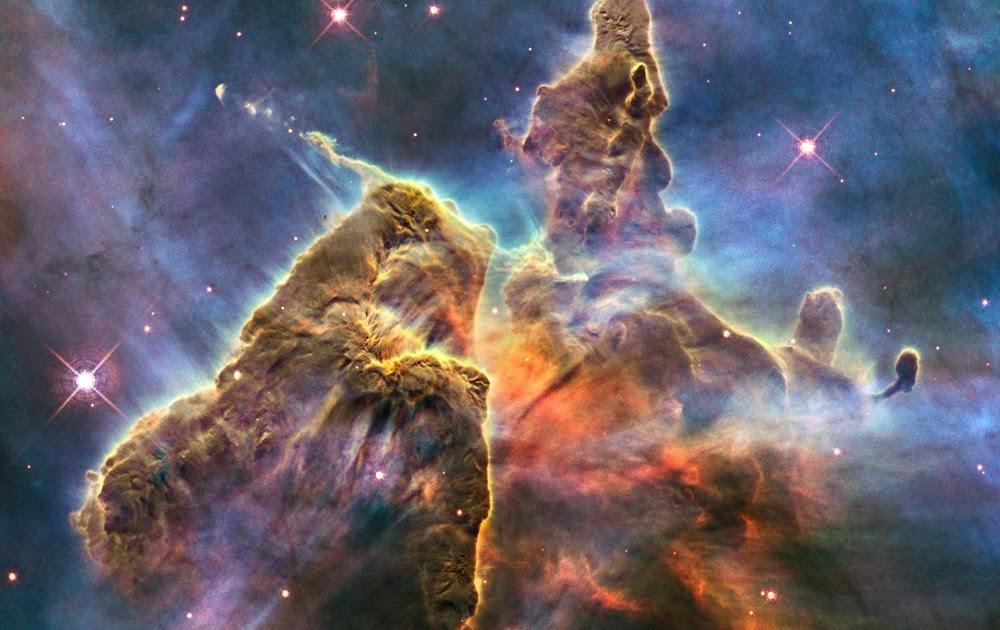 Hubble Telescope marks 30th birthday with stunning new image   World News   Sky News