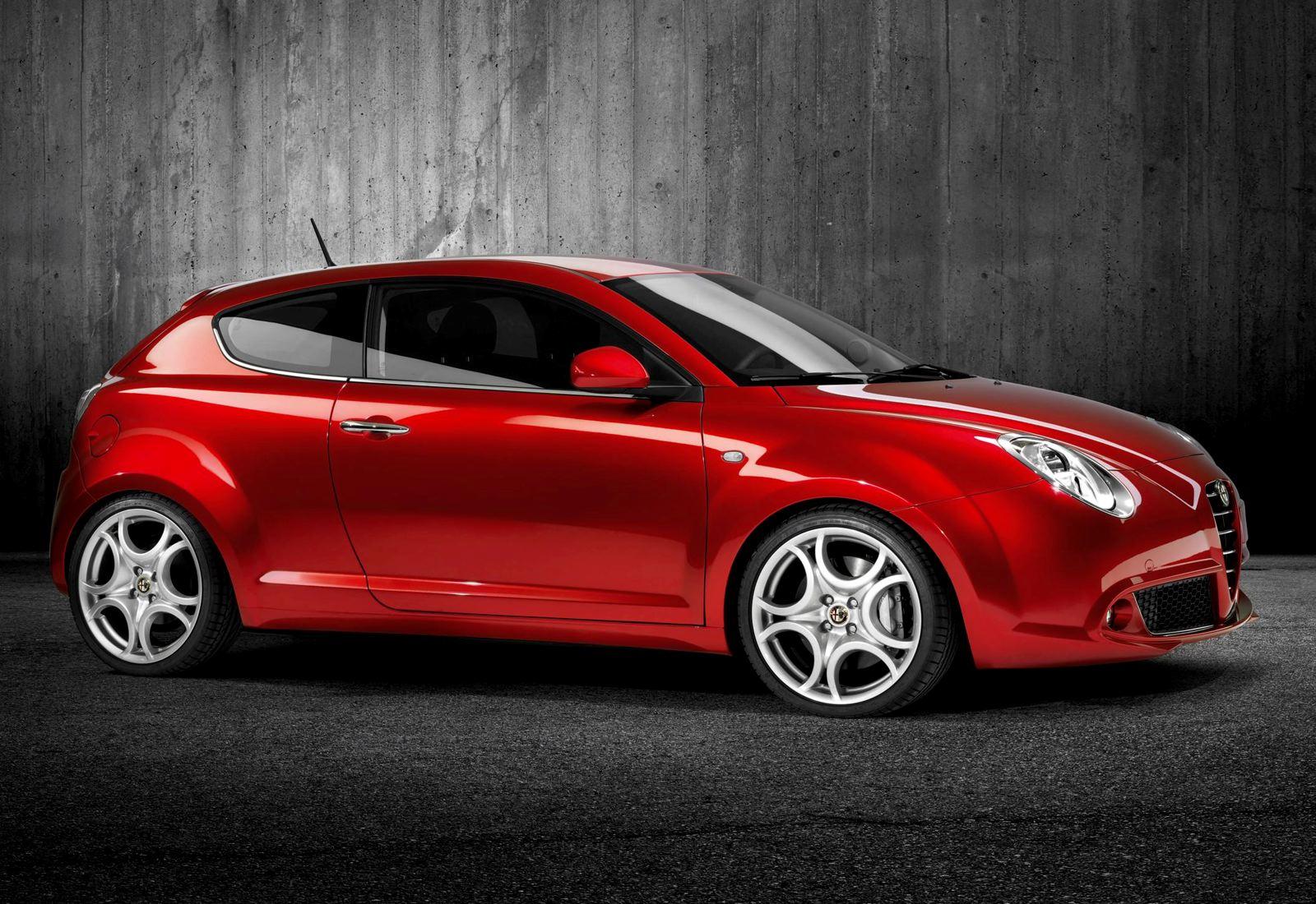 Hot-Hatch: Alfa Romeo MiTo 1.4 Turbo Sport ('08)