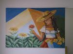 Colhendo Flores - 3X R$ 650,00 - VENDIDO