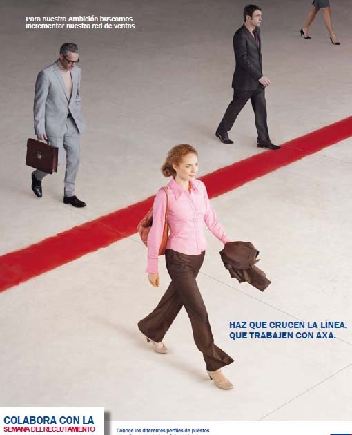 Comienza la 39 ii semana del reclutamiento 39 de axa axa for Oficinas de axa en madrid