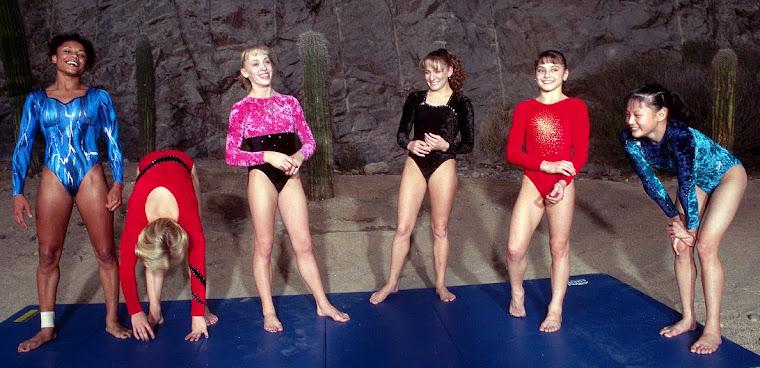 Gymnast Pix