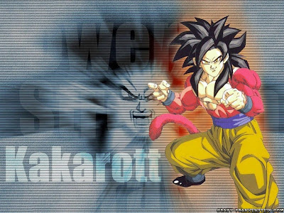 Dragon Ball GT (Goku the Kakarott)
