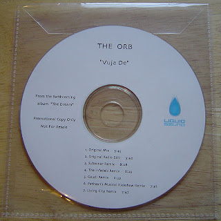 THE ORB - Duja Ve