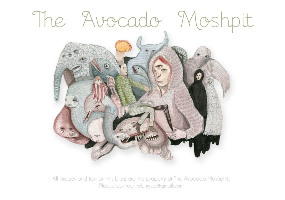 The  Avocado  Moshpit