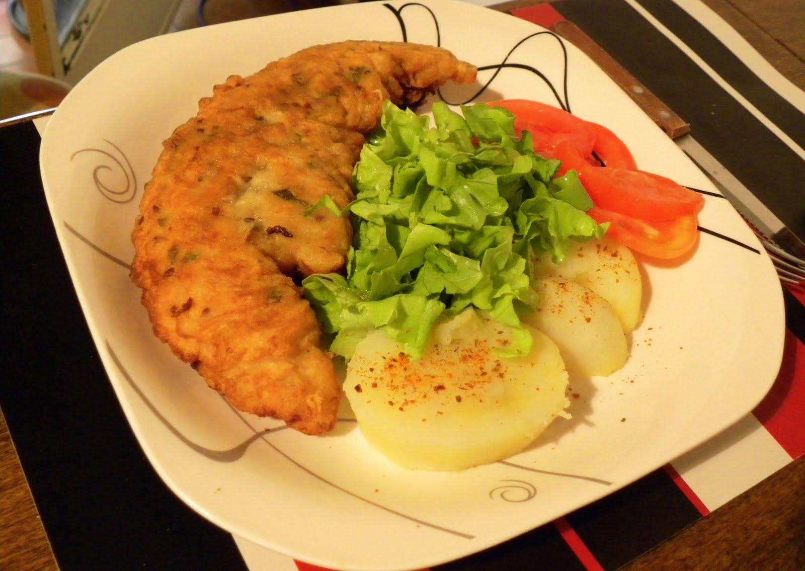 Delicias de ayer y de hoy filete de merluza a la romana for Cocinar filetes de merluza