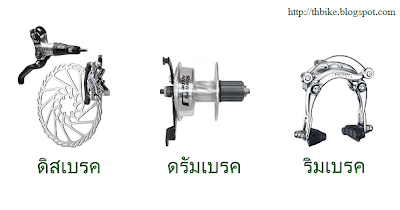 Bicycle bracke systems