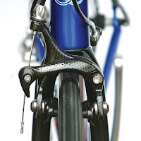 Bicycle rim bracke