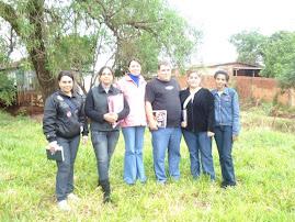 1ª. EQUIPE ESTÁGIO DE CAMPO - UNIDERP INTERATIVA  2008
