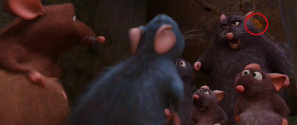 Varias Curiosidades de Pixar Studios 25