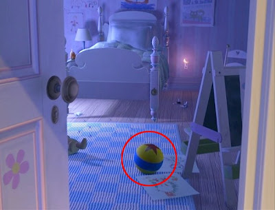 Curiosidades de Pixar Ball+Monsters
