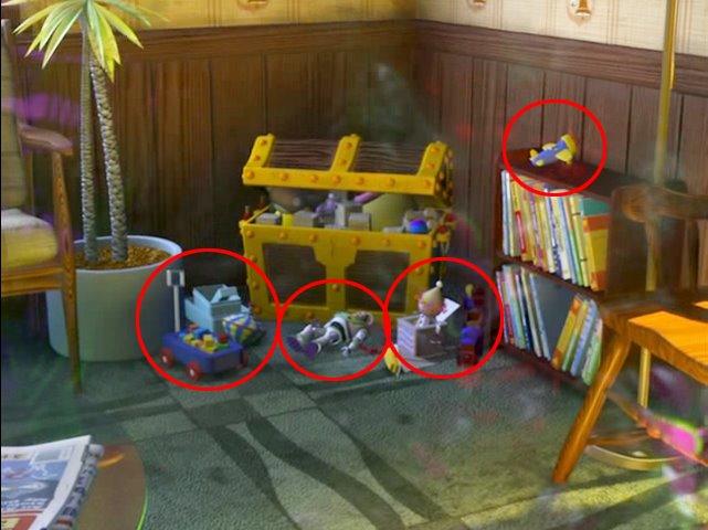 Varias Curiosidades de Pixar Studios 62