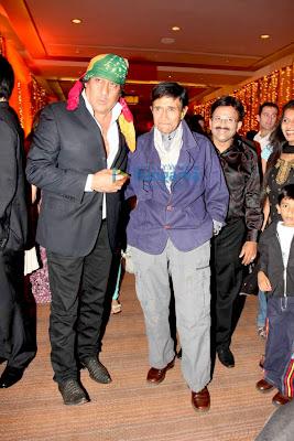 Jackie Shroff, Dev Anand