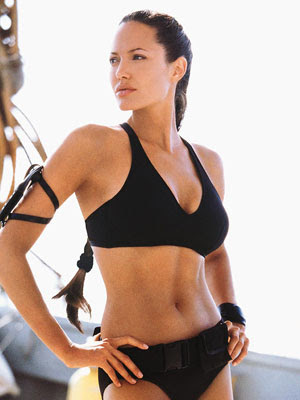 Angelina Jolie Tomb Raider Body. angelina jolie tomb raider
