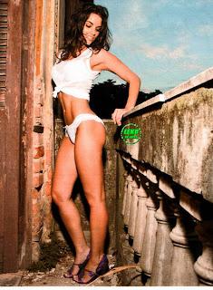 Luli Miller VIP Magazine Brazil June 2009