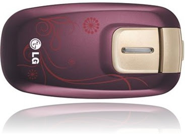 LG KG376 Cell Phone