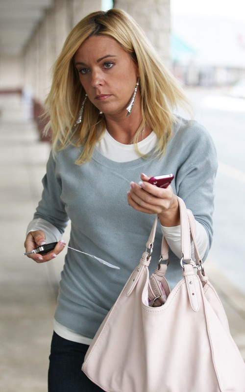 Kate Gosselin on her Liquor Store Stop