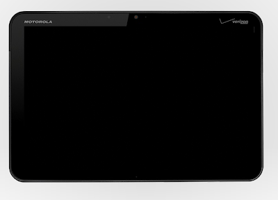 Motorola XOOM 3D view pictures & Video