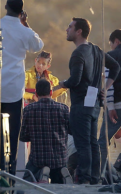 "Willow Smith shooting her latest music video for ""21st Century Girl"""