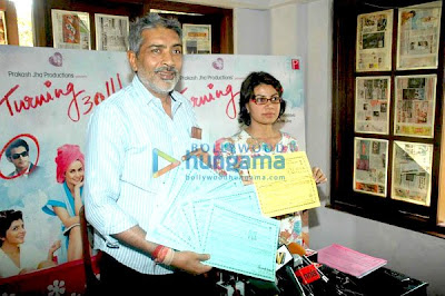 Turning 30!!! Censor Certificate Controversy Press Meet Pics