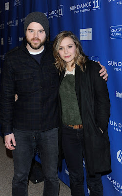 Elizabeth Olsen at the
