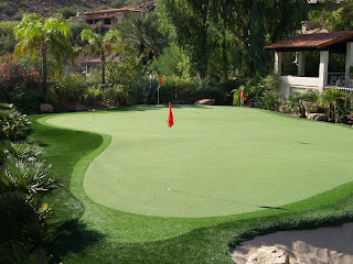 Backyard Putting Greens And Indoor Putting Greens Are Only As Good As  Construction, Installation And Materials Used. Our Artificial Putting Greens  Are Made ...