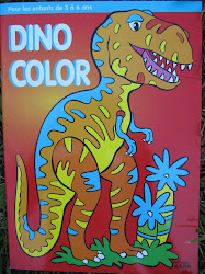 Coloriages DINO COLOR