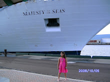 MAJESTY OF THE SEAS AND ME.