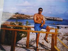 --YO EN LA FRONTERA DE CUBA--