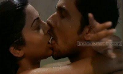 Indian Actress Shusmita Sen Sexy Kiss With Hot Boy 6