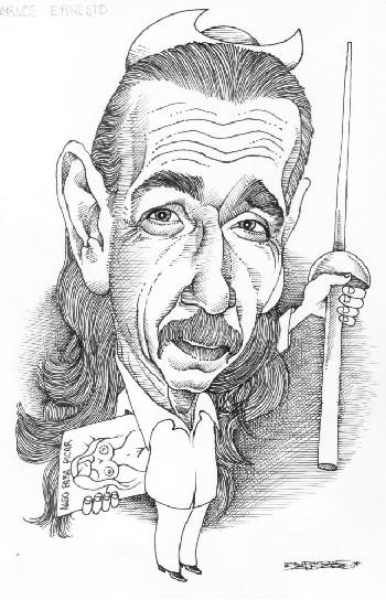 Carlos Ernesto Acevedo