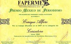 Premio México de Periodismo