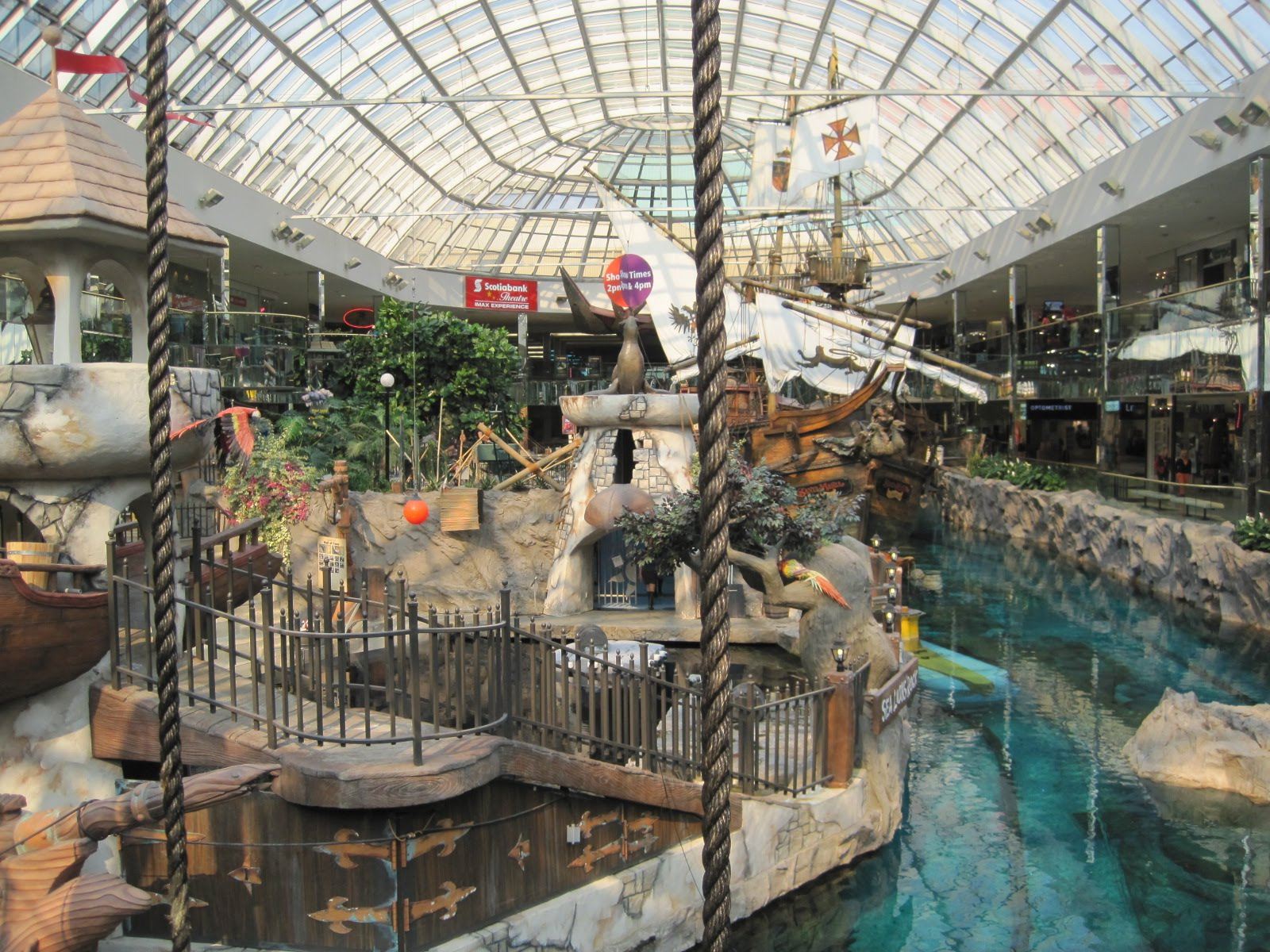 Murrell Family: Largest Mall in North America