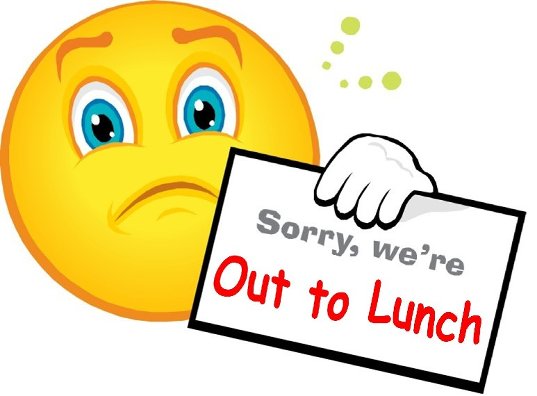 Lunch Signs Clip Art
