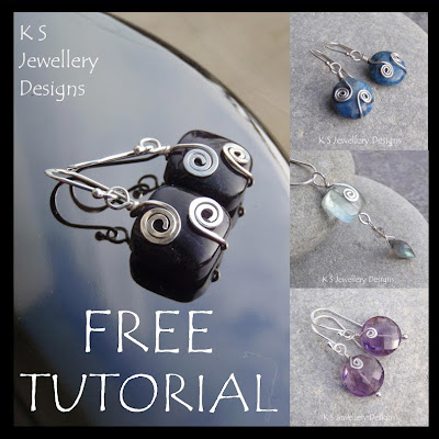 Crocheted Wire Jewelry -- Free Patterns and Instructions