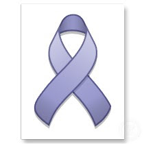 Esophagus Cancer Ribbon