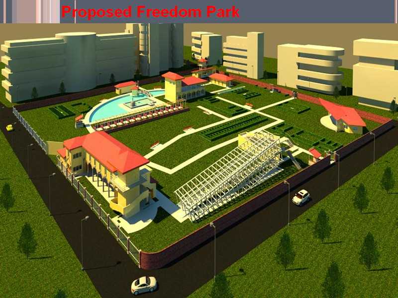 Freedom Park Lagos Freedom Park Opens This