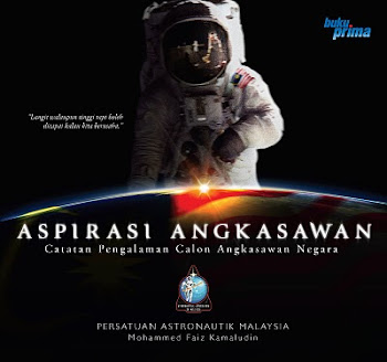 Buku 'Aspirasi Angkasawan'